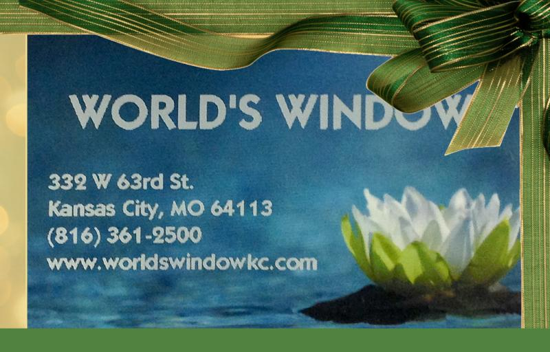 Gift Card to World's Window