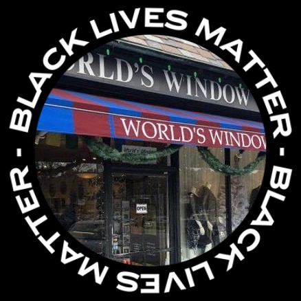 Black Lives Matter. A new blog from World's Window on supporting Black voices and acting for change